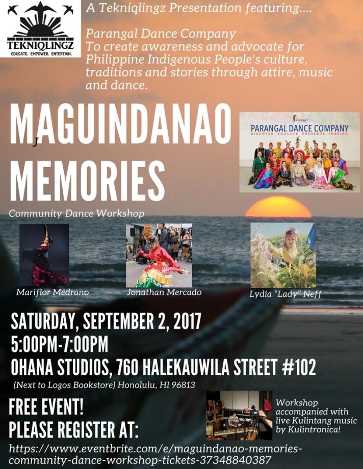 Maguindanao Memories
