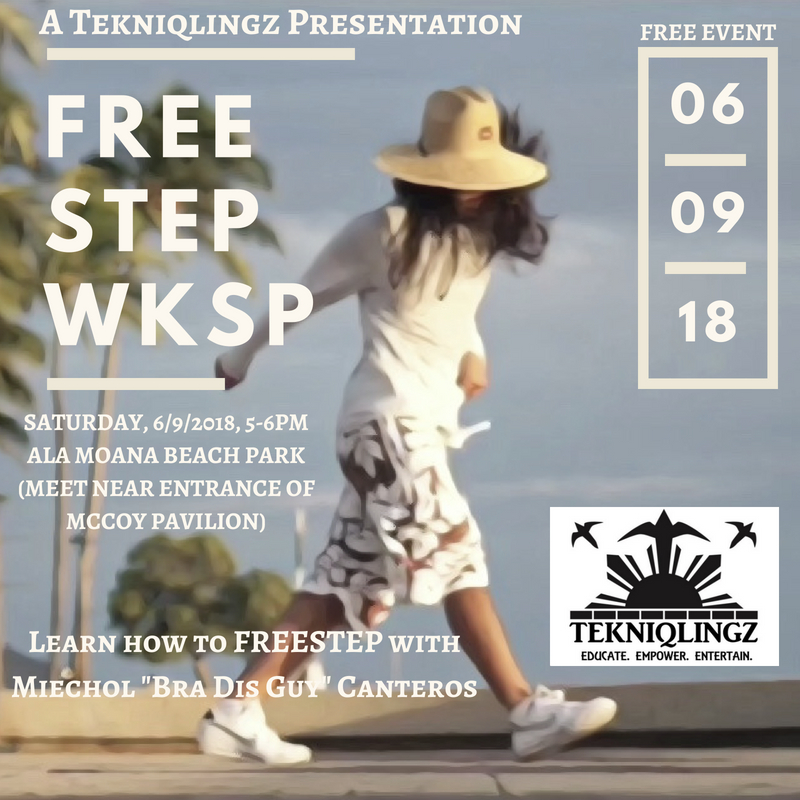Freestep Dance Workshop 2