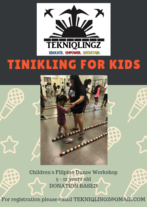 Copy of Tinikling for kids
