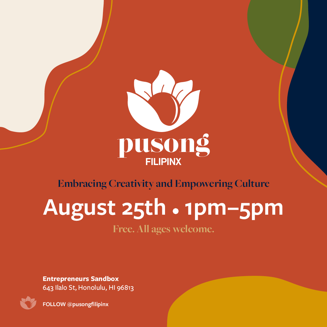 Pusong Filipinx August 2019