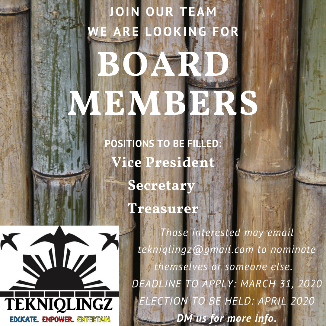 Board of directors ad