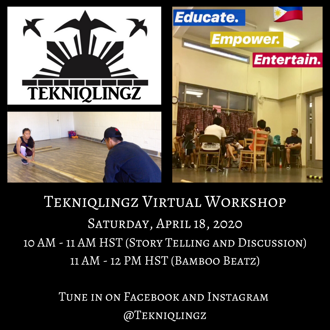 Virtual Workshop Promo Apr. 2020