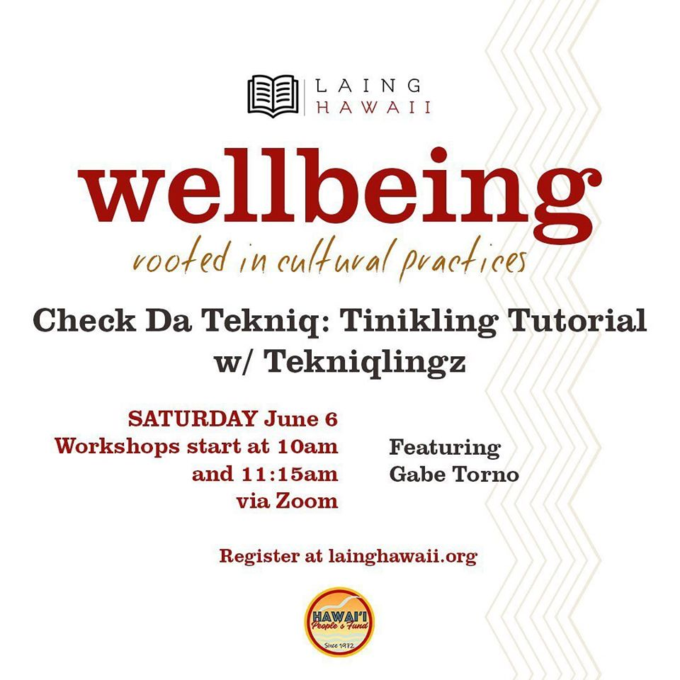 LAING Hawaii Tek Workshop